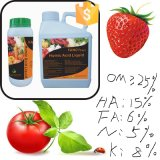 Liquid Organic Fertilizer Classification and Humic Acid