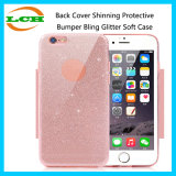 Back Cover Shinning Protective Bumper Bling Glitter Phone Case for iPhone7