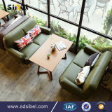 Leather Seats Used for Cafe Leisure Chair Dining Room Furniture