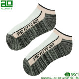 Athletic Running Sports Men Custom Ankle Socks
