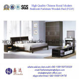 Indian Style Bedroom Sets for Hotel Furniture (F22#)