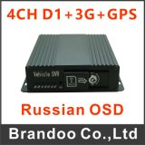 4CH Digital Video Recorder Car Bus Taxi DVR