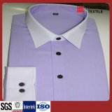 Combed Polyester/Cotton Solid Dyed Shirt Fabrics