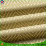 Home Textile Woven Polyester Waterproof Fr Blackout Curtain Fabric