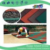 100X100cm Playground Flooring Safety Rubber Mat with En1171 En1177 (M11-12401)