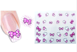 Lovely Temporary Water Transfer Nail Sticker Decoration
