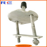 Wide Base Clamp Steel Pin