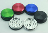 Hiqh Quality No MOQ Zinc Herb Grinders with Free Sample