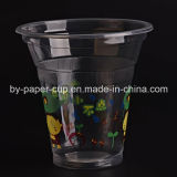 Lovely Juice Plastic Cup Cold Drink Cup