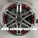 F20711 Aftermarket SUV Car Alloy Wheels for Tuff