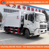 4X2 Garbage Truck Euro 3 Compactor Garbage Truck for Sale