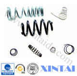 Customized Black Finish Compression Spring Coil Spring