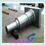 S355jr Q355 Steel Forging Flange Shaft