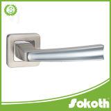 Sn/Cp Classic European Style Zinc Door Handle, Lever Door Handle
