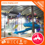 Factory Outlet Family Water Play Funny Spray Pond for Sale