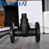 Flanged Cast Steel Bimetallic Steam Trap