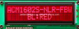 FSTN Negative 16 X 2 Character LCD Module with Red LED Backlight: Acm1602s-Nlr-Fbw