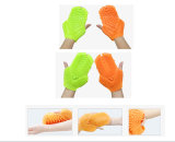 Practical Handheld Massager Slimming Palm Massager Gloves for Bath