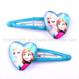 Frozen Elsa Anna Hairpins for Baby Girls