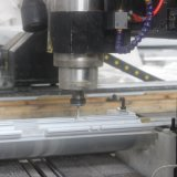 CNC Engraved Aluminium Profile Part