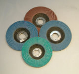 Zir Flap Disc for Inox 100mm-180mm