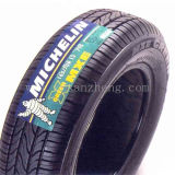 Full Color Self Adhesive Semi Glossy High Quality Custome Design Tyre Labels