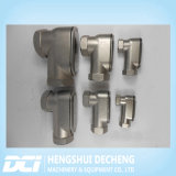 90 Degree Stainless Steel Hydraulic Fitting Adapter Parts, SAE O-Ring Boss Hydraulic Adapter