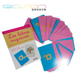 Perfect Binding Softcover Book/ Children Book with Cards