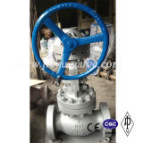 1500lb 4inch Wcb Gear Operated Globe Valve