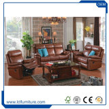 Europa Style Hot Sale Excellent Quality Leather Sofa 3 Sets