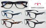 Fashionable Hot Selling Double Colour Eyewear for Unisex Reading Glasses (000005AR)