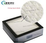 Panel Filter Construction HEPA Filter for Vacuum Cleaner (H11/12/13)