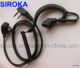 New Design Military 3.5mm Earbuds Earphone for Kenwood