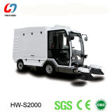 Road Sweeper Machine for Parking Lot Cleaning