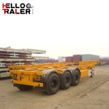 China 3 Axles 40ton 40FT Container Skeleton Trailer