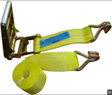 "3""*9m Cargoes Ratchet Tie Down Lashing"