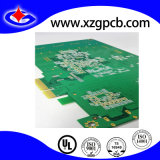 Gold Finger Board with Beveling and Small BGA