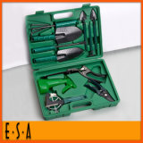 New Product for 2015 Portable Garden Tool, 12PCS Garden Tool Set with Cheap Price, Promotion Gift Garden Hand Tool in Box T37b004