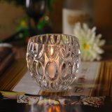Lastest Pattern Crystal Candle Holders