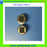 Smart PIR motion sensor with long distance 6pins compact IC inside HM612