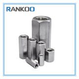 Stainless Steel Hex Coupling Nuts, Hex Long Nuts