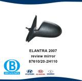 Elantra 2007 Review Mirror Auto Body Parts Manufacturer for Hyundai