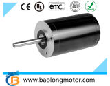 82mm 3-Phase 100VDC 235W Brushless Motor for Hand Dryer