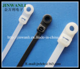Mountable Head Nylon Cable Ties with UL Certificate
