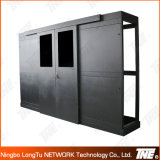 Manual Aisle Containment Sliding Door Network Cabinet for The Data Centre