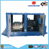 Abrasive Water Blasting Washing Machine for Industrial Use (L0232)
