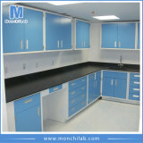 Chemistry Laboratory Equipment Metal Wall Bench