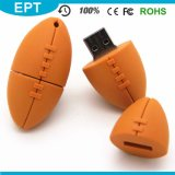 Rugby Football Shape USB Flash Drive