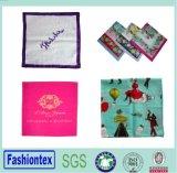 High Quality Cotton Custom Logo Gift Promotional Printed Handkerchief