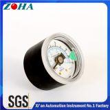 SMC Dry/Pneumatic Pressure Gauge 1MPa 10kg/Cm2 40mm Dial Face OEM